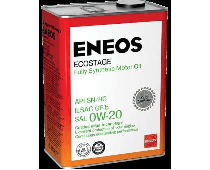 ENEOS Ecostage 0w-20 4л