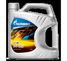 Масло моторное Газпромнефть М-8В (4 л/ 3,5 кг.)