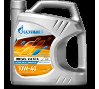 Масло моторное Gazpromneft Diesel Extra 10W-40 (4 л/ 3,5 кг.)