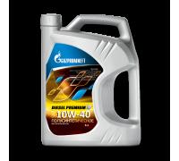 Масло моторное Gazpromneft Diesel Premium 10W-40 (5 л. /4,37 кг.)