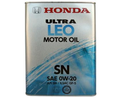 HONDA 0w-20 ULTRA LEO  4л
