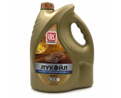 Лукойл Люкс п/с 10w-40 5л