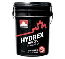 Масло гидравлическое Petro-Canada Hydrex  AW 32 (20л./17,3 кг.)