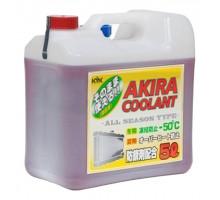 Akira Coolant -50 красный 5л.