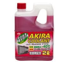 Akira Coolant -40 красный 2л.