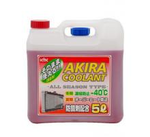 Akira Coolant -40 красный 5л.
