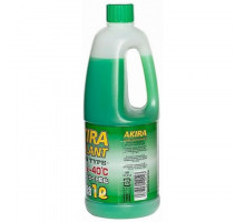 Akira Coolant -40 зелёный 1л.