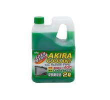 Akira Coolant -40 зелёный 2л.