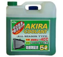 Akira Coolant -40 зелёный 5л.