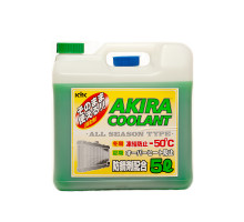 Akira Coolant -50 зелёный 5л.