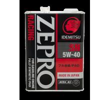 IDEMITSU ZEPRO RACING 5w-40 4л
