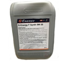Масло моторное G-Energy F Synth 5W-30 (20 л. /17,4 кг)