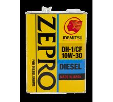 IDEMITSU ZEPRO DIESEL 10w-30 DH-1/CF 4л