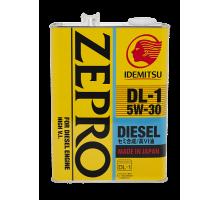 IDEMITSU ZEPRO DIESEL DL-1 5w-30 4л
